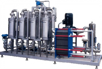 Centec Water Treatment Filtration Deaeration